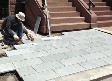 Stone Installations